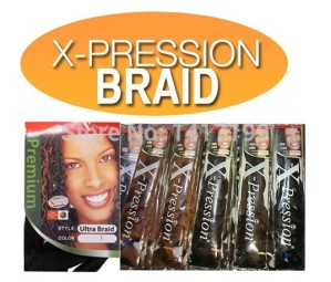 X-pression Braid